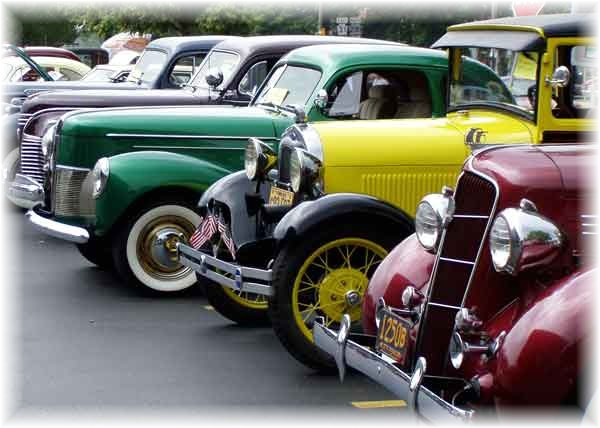 Th Antique And Classic Car Show Ostic Financial Group - Old car shows