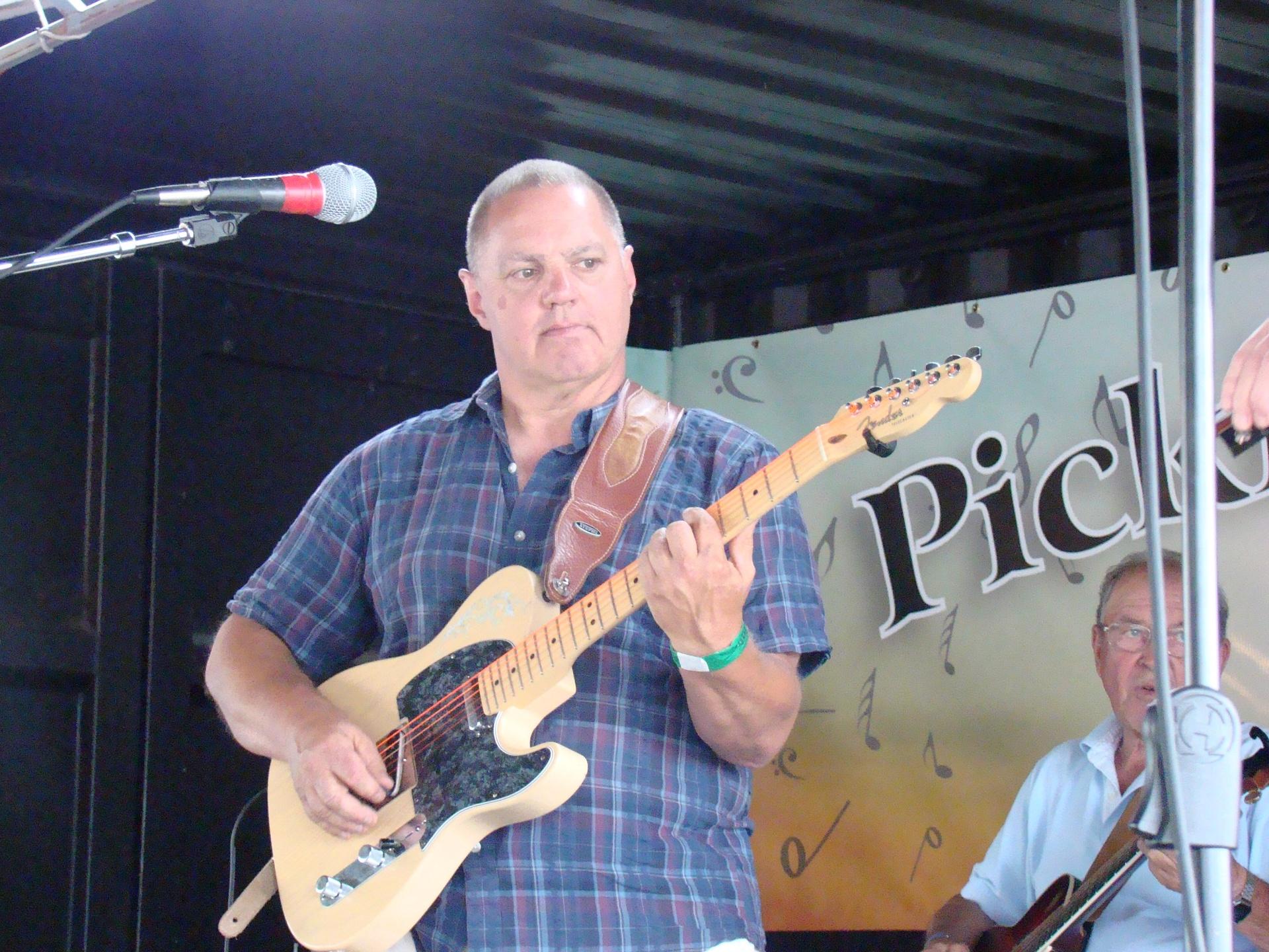 Pickin In The Park Festival in Shelburne