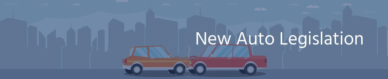 new auto legislation